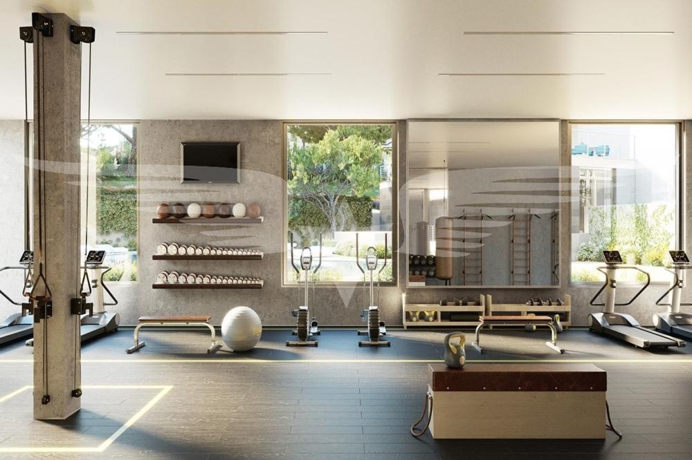 Visualisiertes Gym