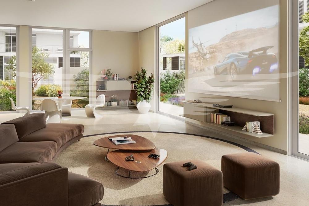 Visualisiertes Clubzimmer