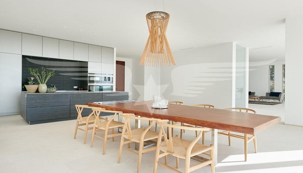 Essbereich-Küche