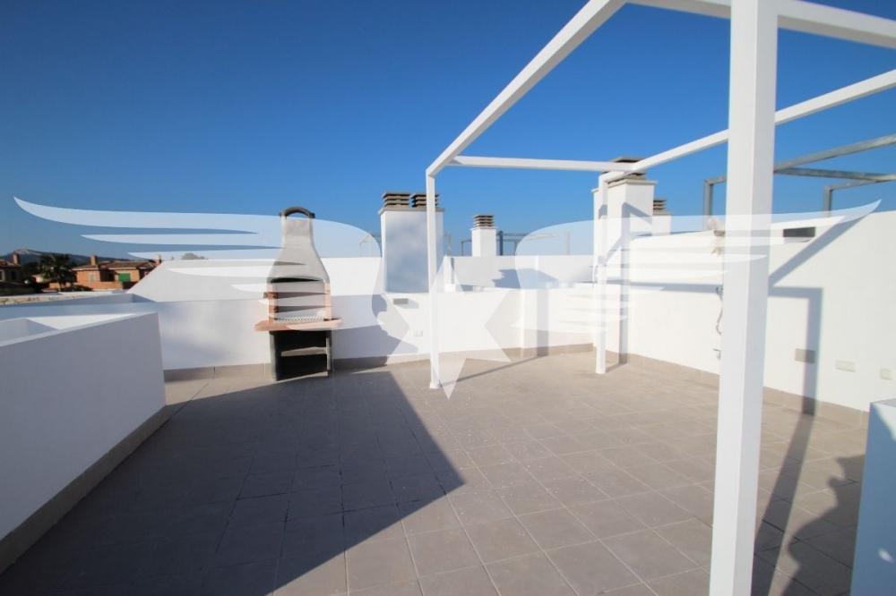 Beispiel Dachterrasse