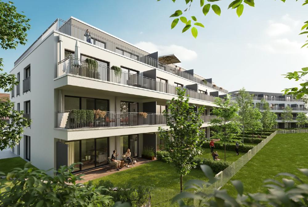 Zirndorf Gartenansicht