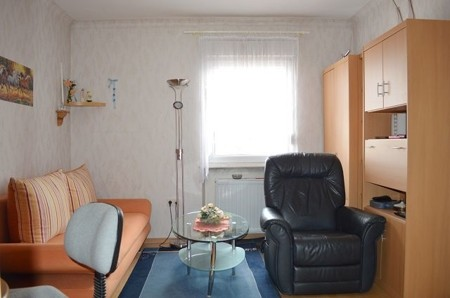 Ein Schlafzimmer