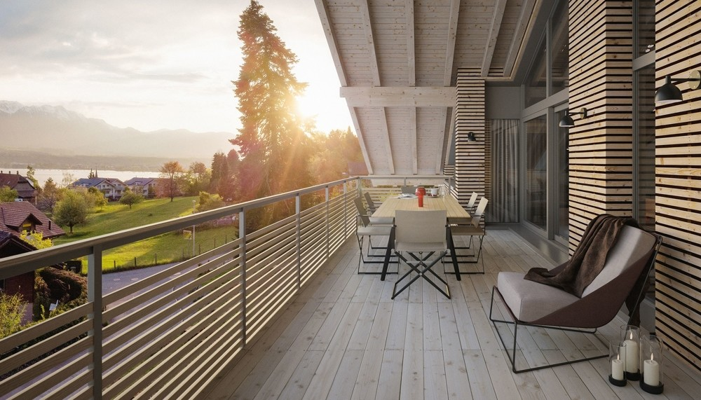 Dachwohnung Paradiso Oberhofen