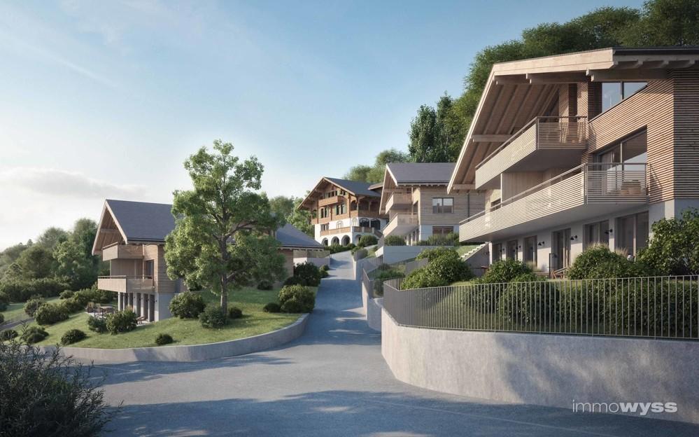Eigentumswohnungen Oberhofen