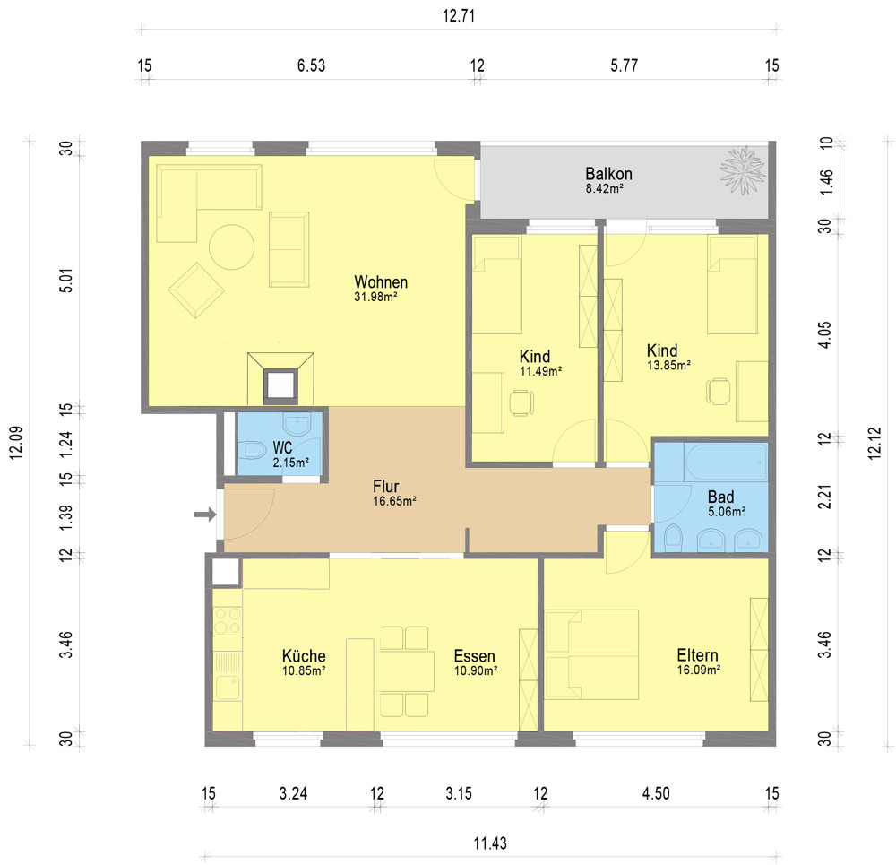 5.5-Zimmerwohnung_neu_farbig