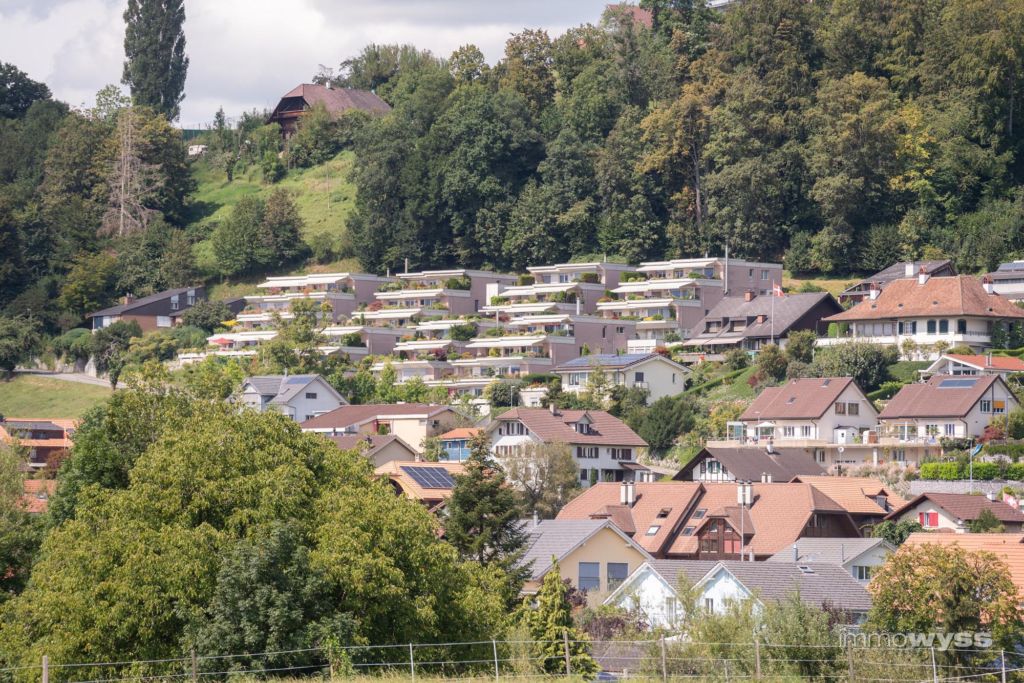 Terrassenüberbauung am Hartlisberg