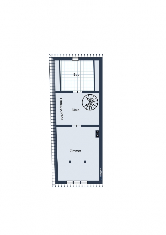 2.OG Wohnung