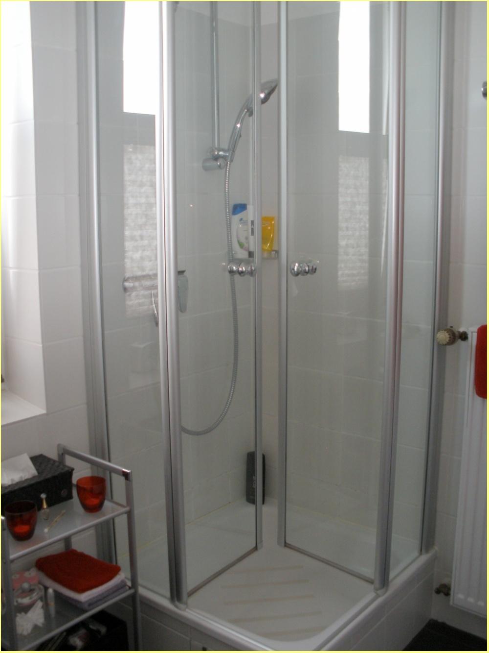 Ansicht Dusche