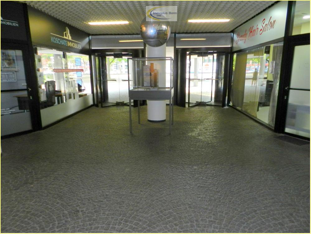 Eingangshalle Uni Center
