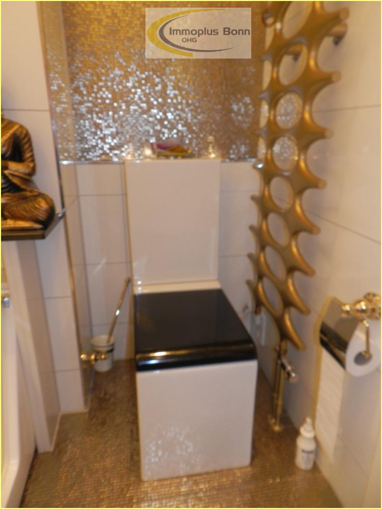Desiner Toilette