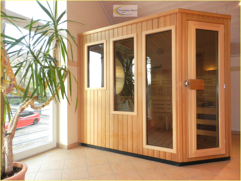 Finnische Sauna  1.OG