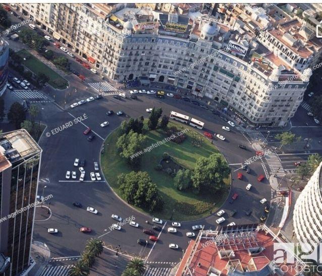 Plaza de Francesc Macià