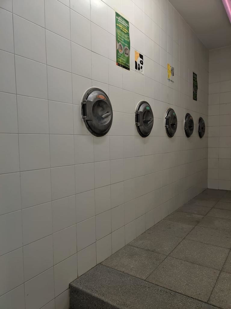 Entsorgungssystem