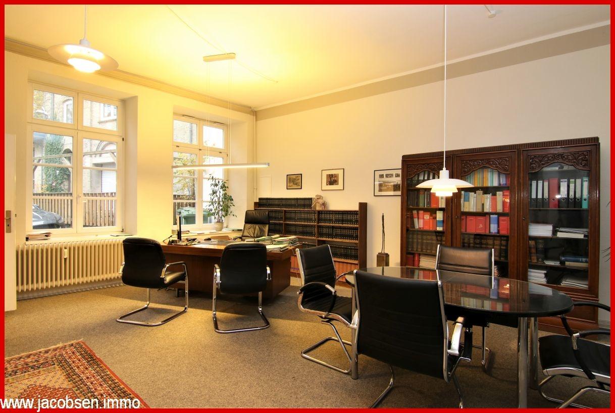 Büro 1  im Erdgeschoss