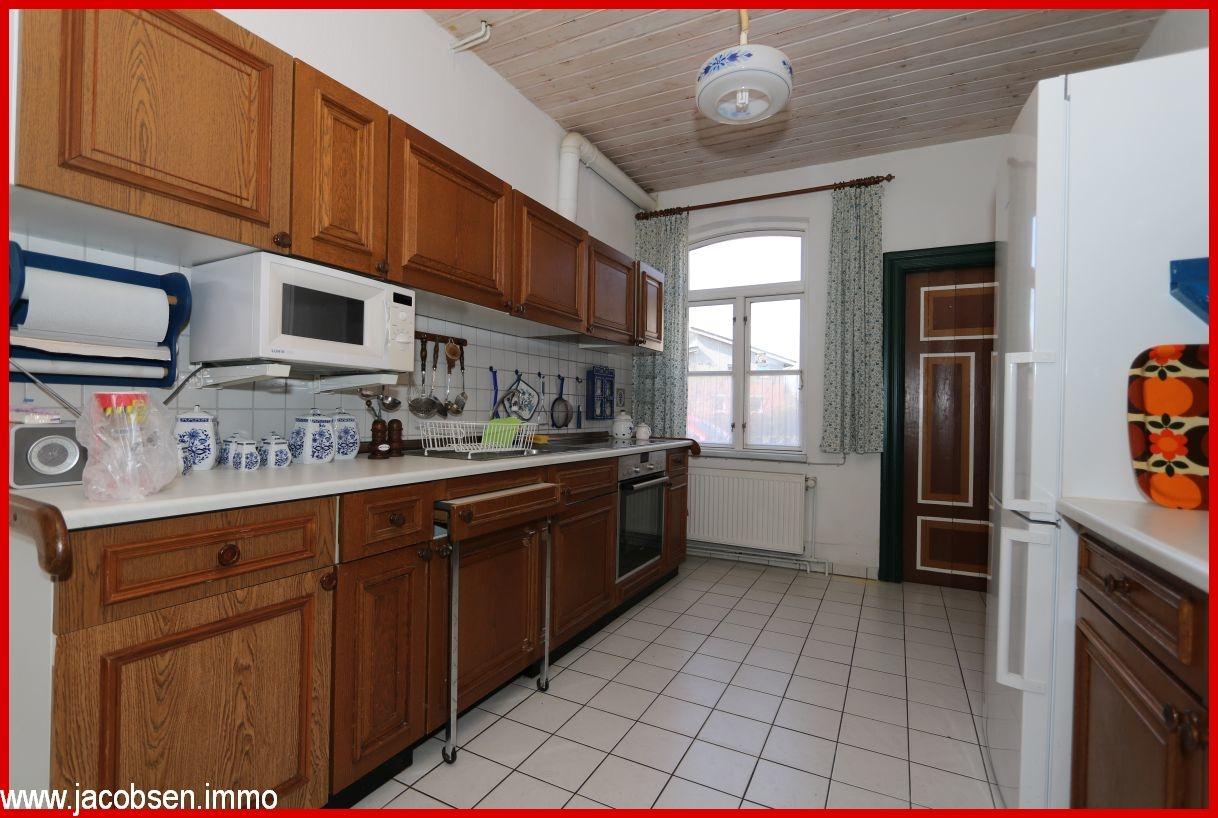 Küche vom Haupthaus