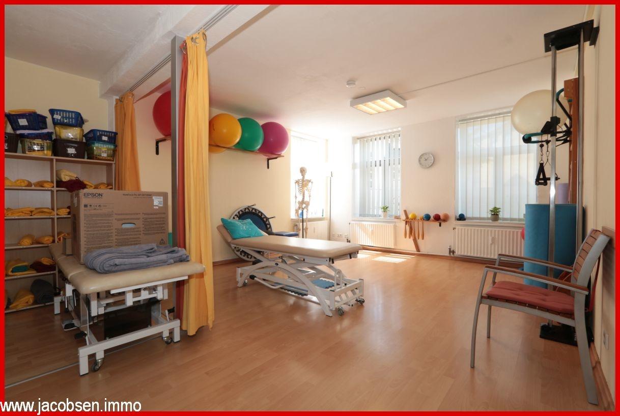 Behandlungsraum 1 im Erdgeschoss