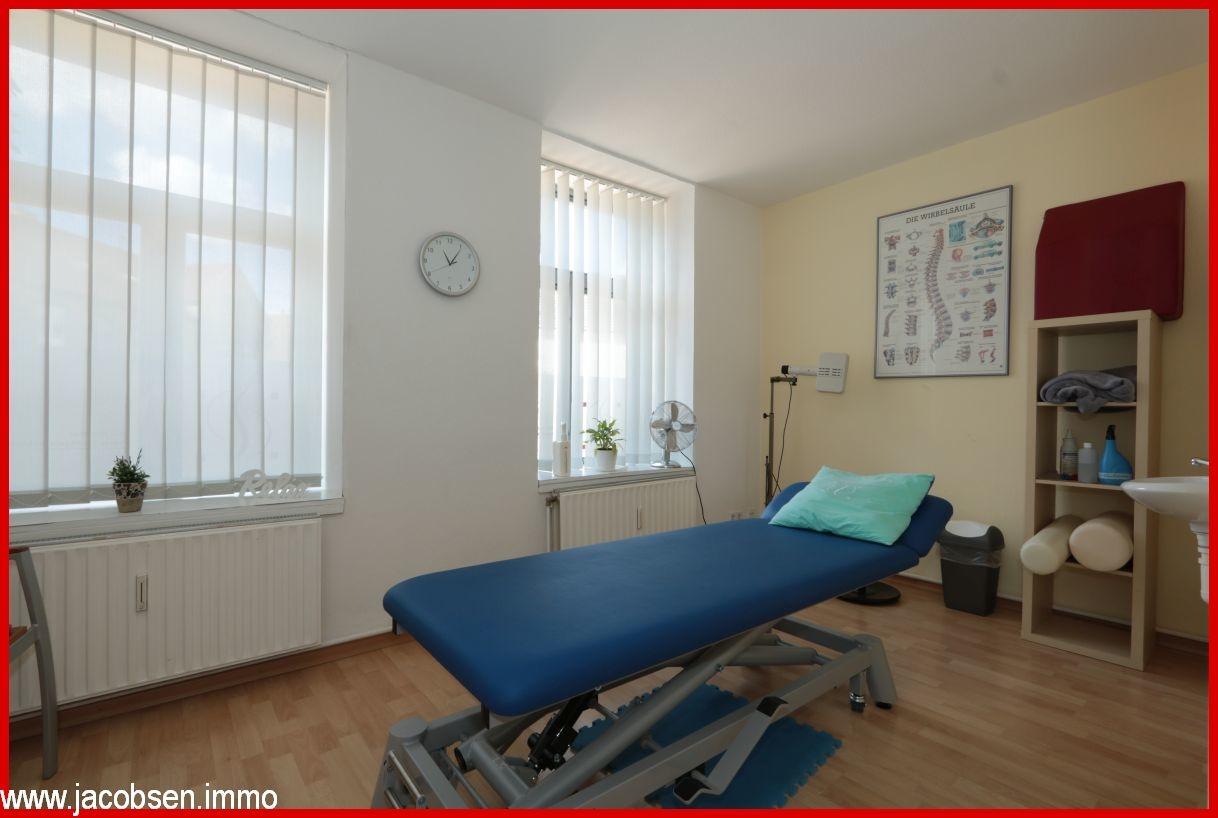 Behandlungsraum 2 im Erdgeschoss