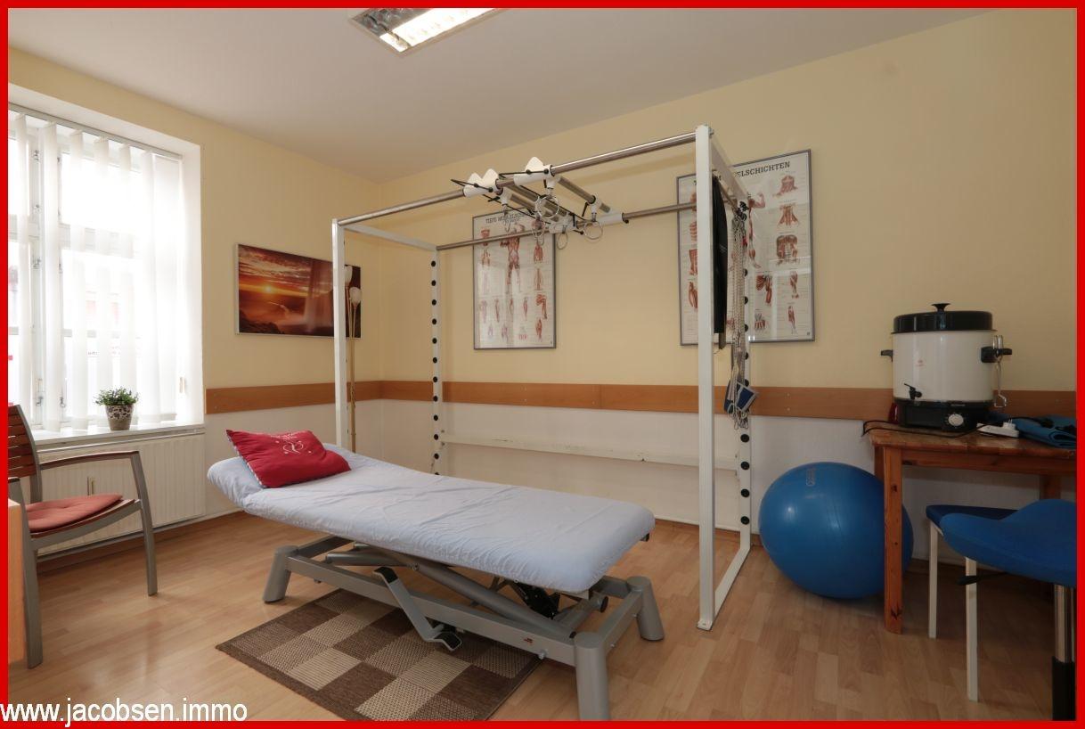 Behandlungsraum 3 im Erdgeschoss