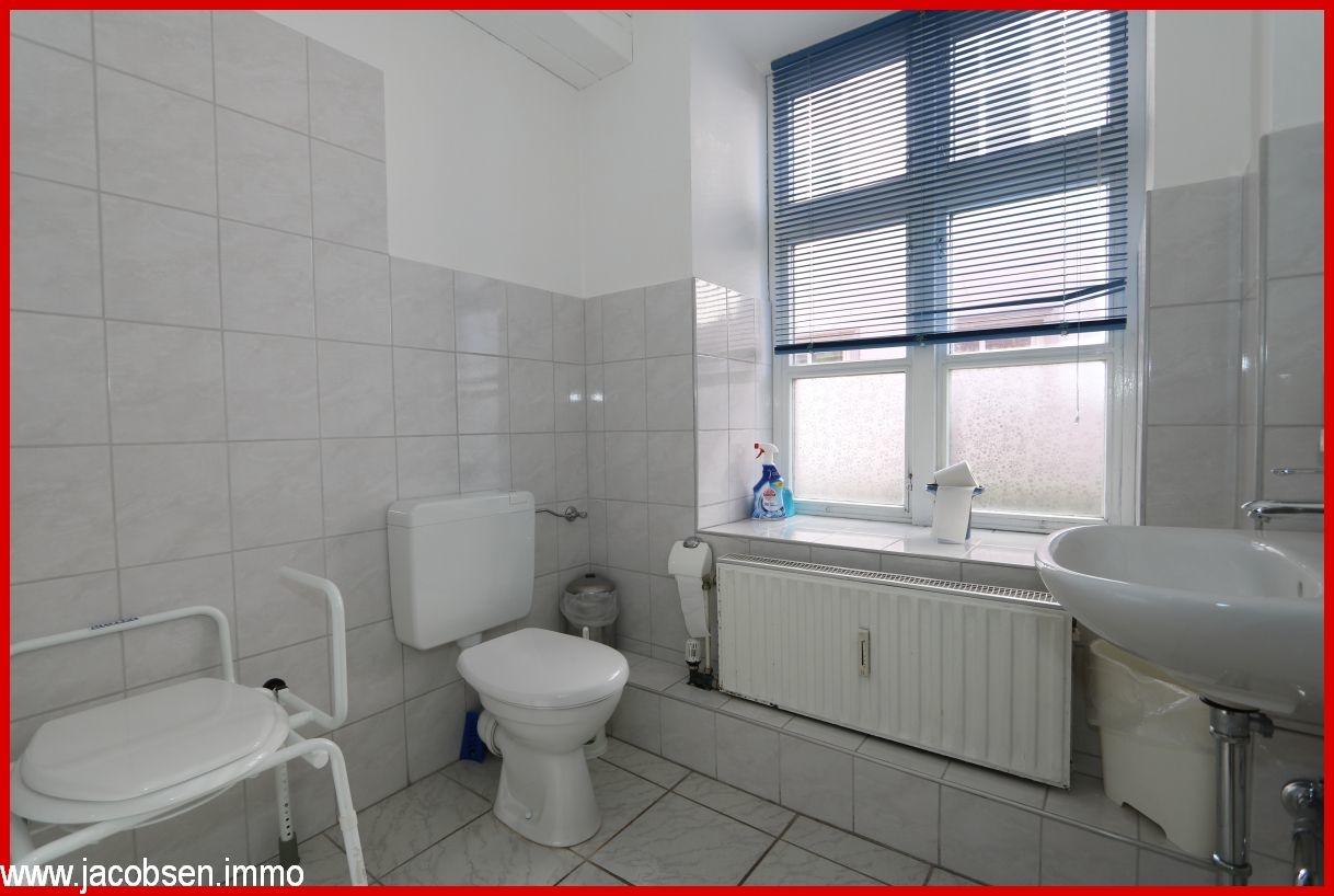 WC im Praxisbereich