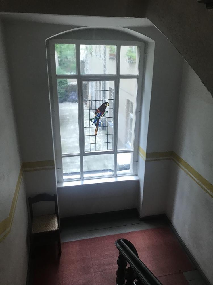 Fenster Vorderhaus