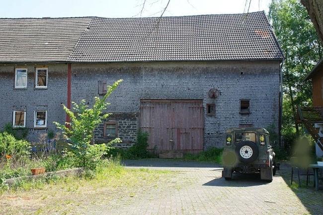 Nebengebäude - Scheune