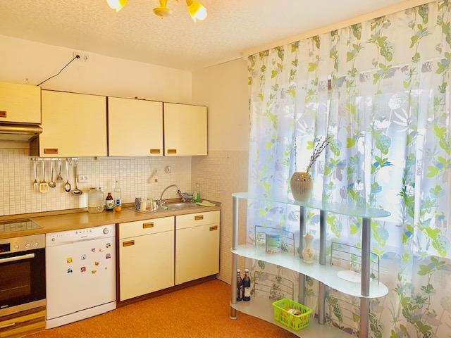 Küche Ansicht 1 - Erdgeschoss