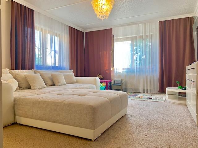 Wohnzimmer Ansicht 2 - Erdgeschoss