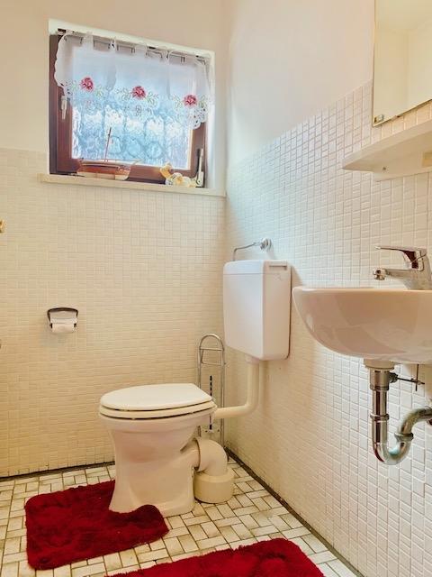 Gäste - WC Ansicht 1