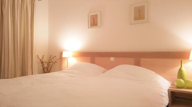 Schlafzimmer, Wohnbeispiel