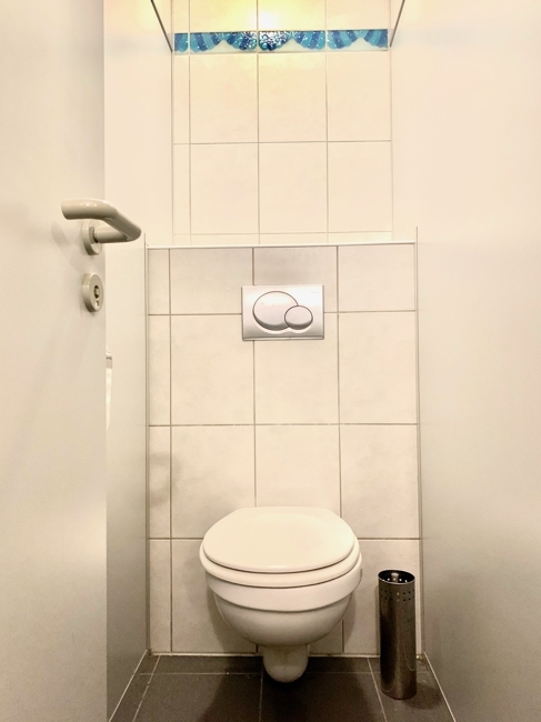 WC Einrichtung Ansicht 3