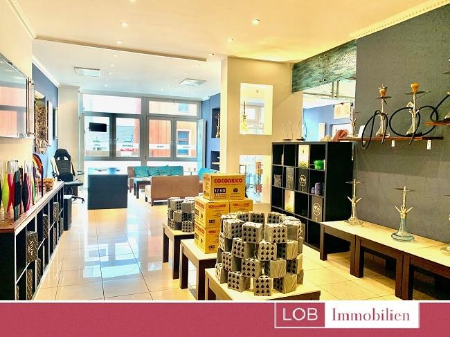 LOB. Ladenlokal Ansicht 2
