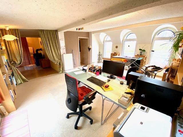 Arbeitszimmer Ansicht 2