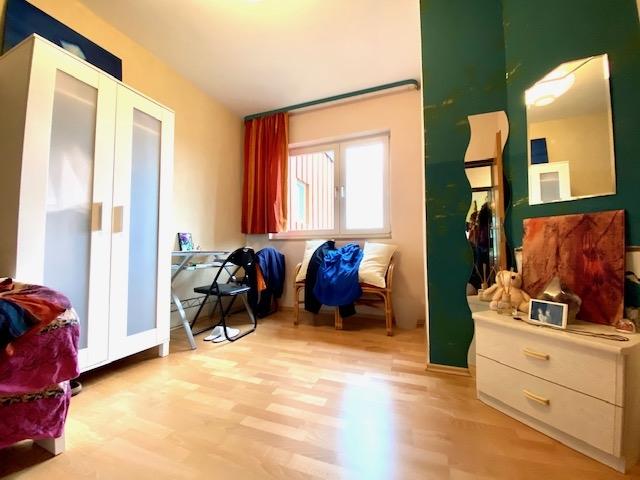 Schlafzimmer 2 Hauptwohnung
