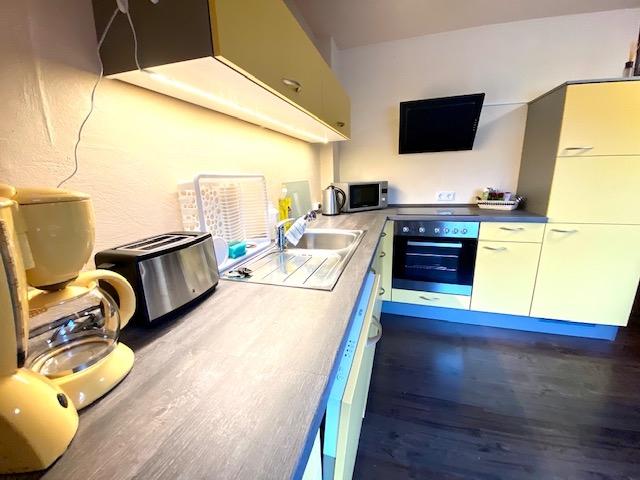 Küche 2 Einliegerwohnung