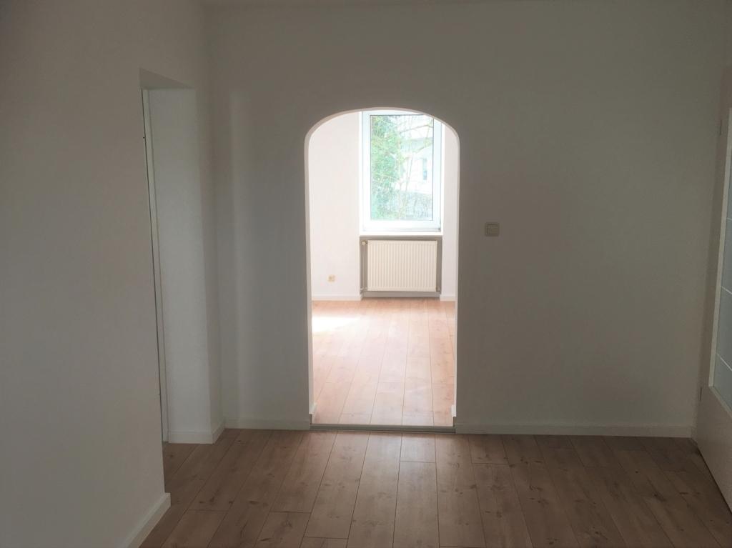 Blick von Zimmer 2 nach 3