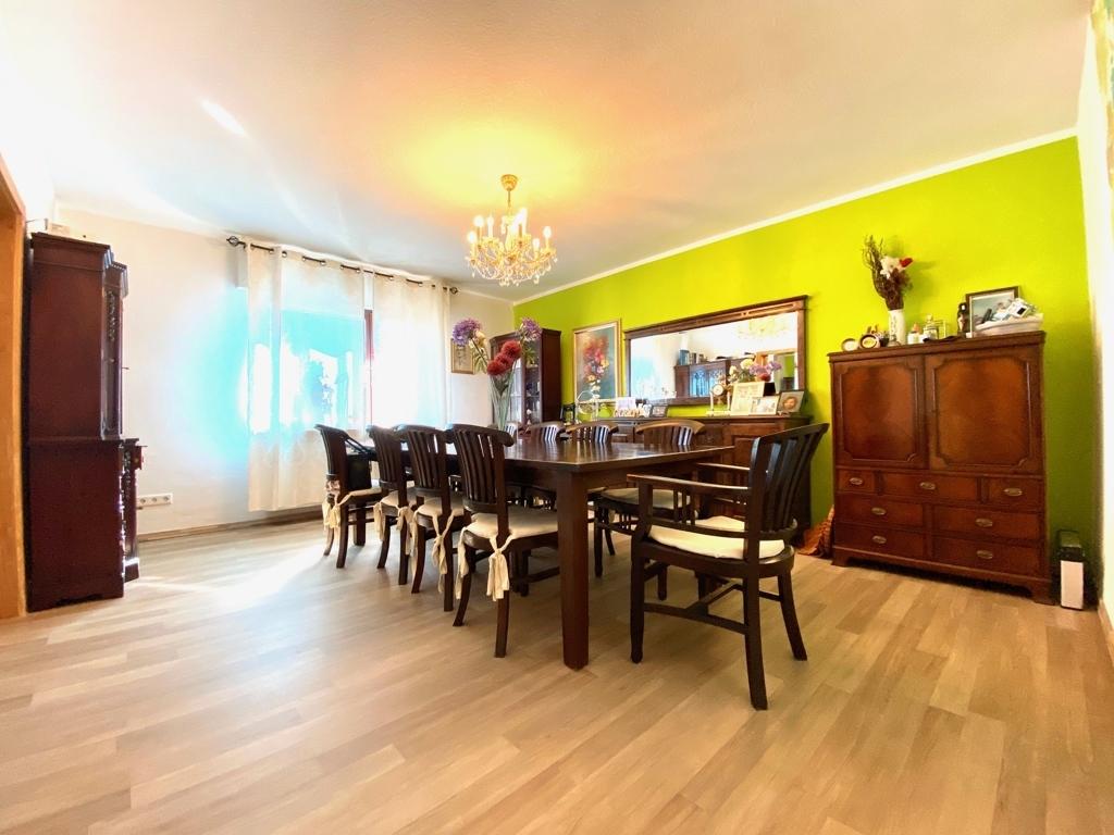 Wohnung 1 Esszimmer