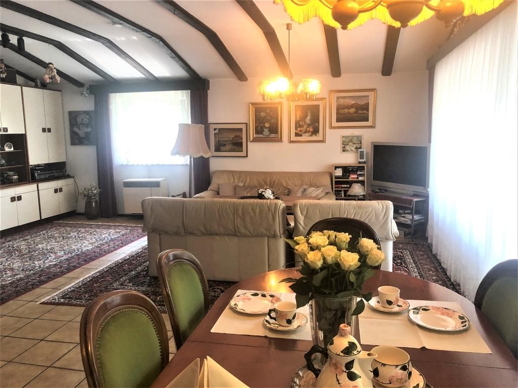 Essecke, Wohnzimmer