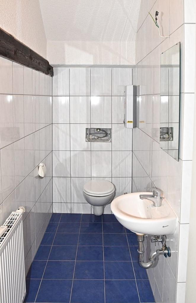 Wohnung 4 Gäste WC
