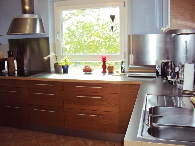 offene Küche, Bild 1