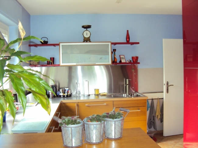 offene Küche, Bild 2