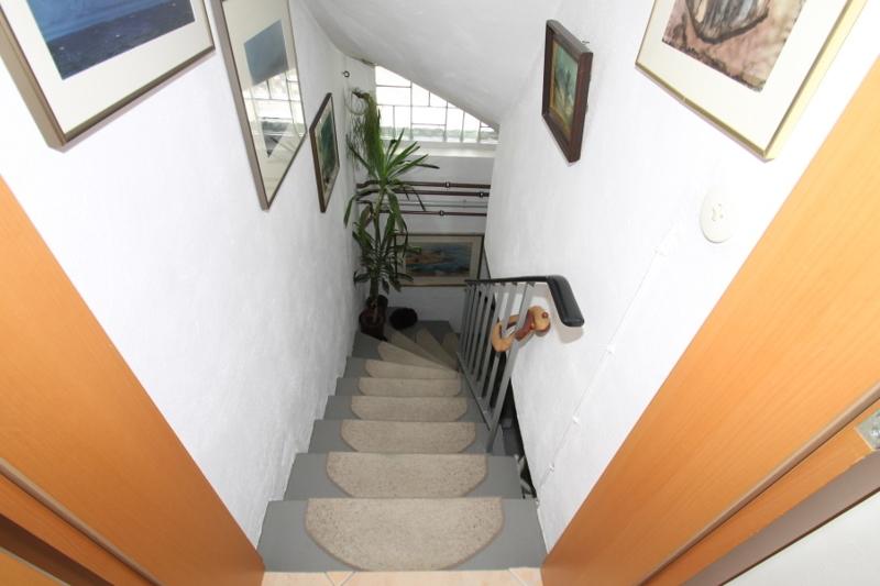 Wohnung 1/Kellerabgang
