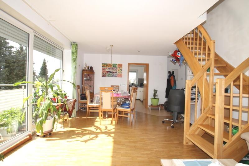 Wohnung 3/Wohnen + Essen