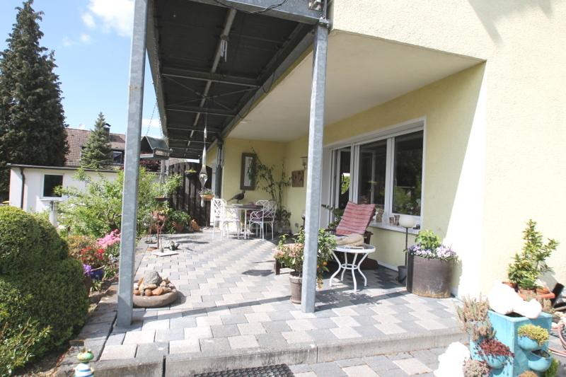 Wohnung 1/Terrasse