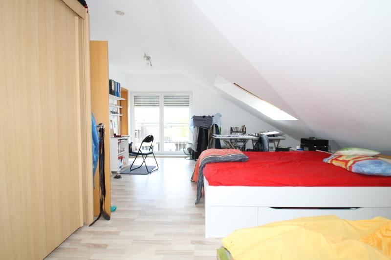Wohnung 3/Studio + Schlafzimmer