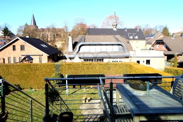 Balkon mit Gartentreppe 1.OG