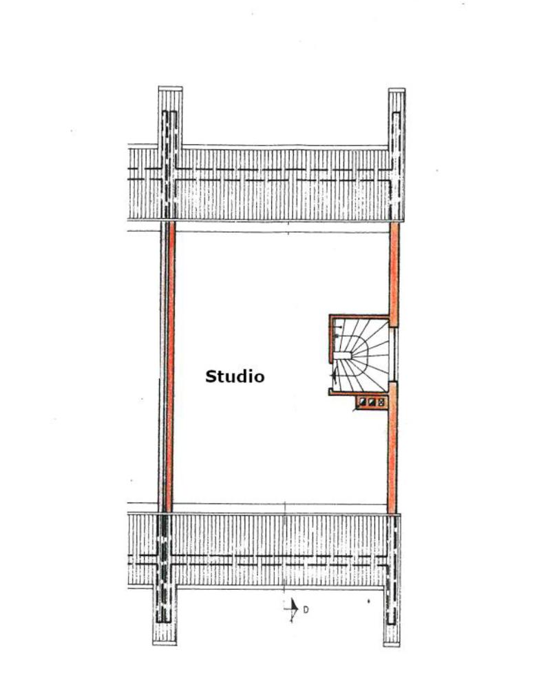 Grundriss Studio