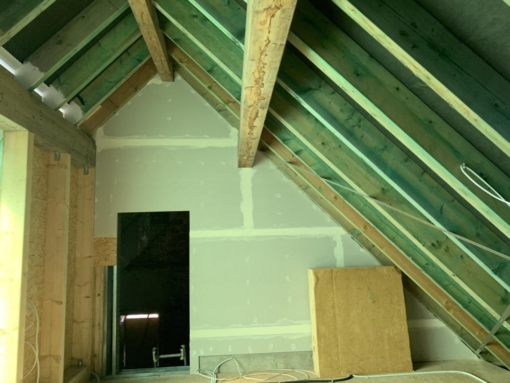 Dachterrassenzimmer
