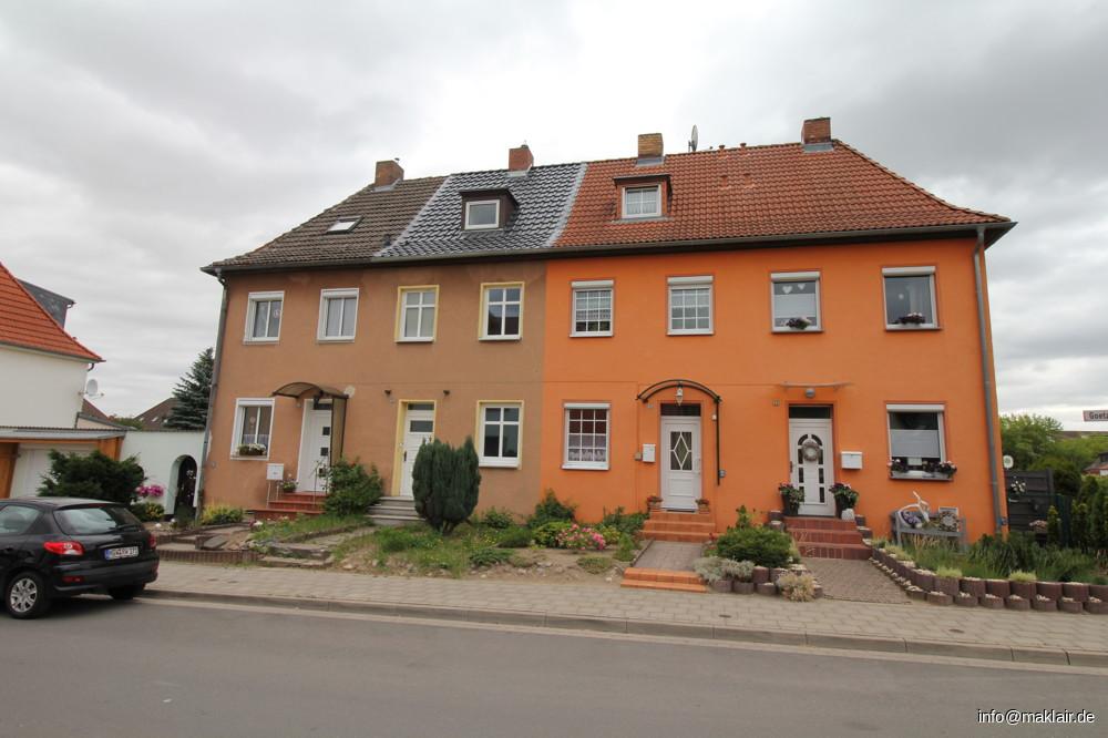 Reihenmitttelhaus