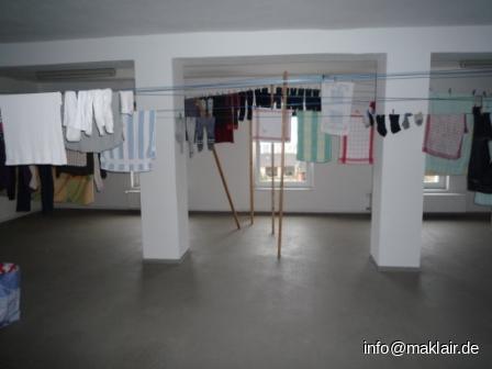 Wäschetrockenboden