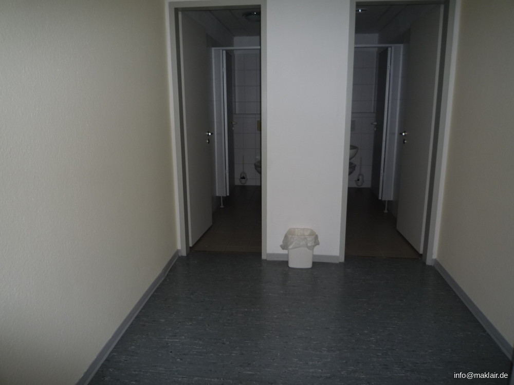 Raum 2 mit 2x WC